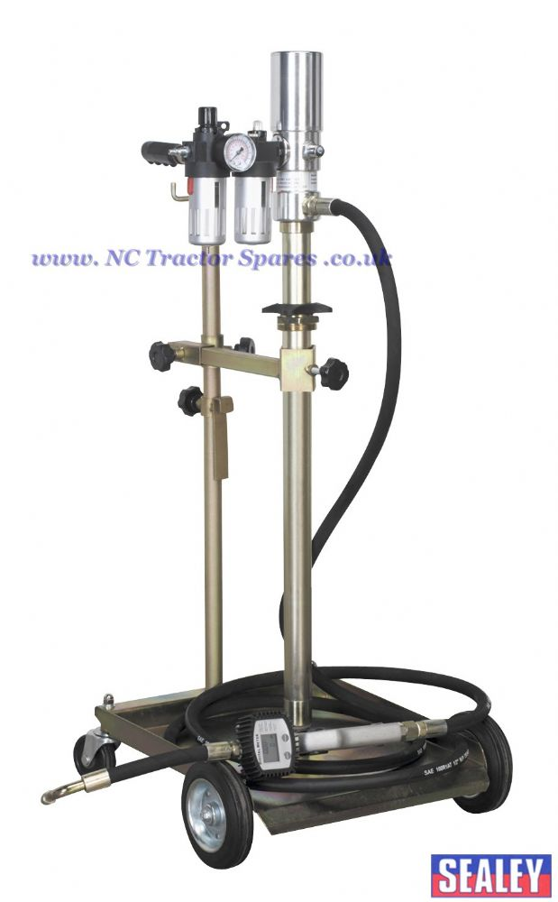 Gear Oil Dispensing System Air Operated